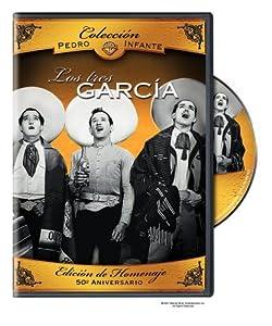 Elokuvien katselu ei ole ladattavissa ilmaiseksi Los tres García Mexico [Bluray] [2K] [WEB-DL], Ismael Rodríguez