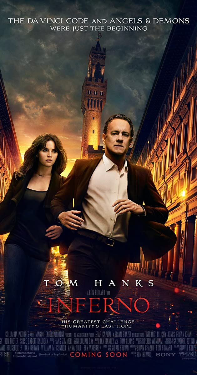Watch Full HD Movie Inferno (2016)