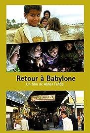 Back to Babylon Poster