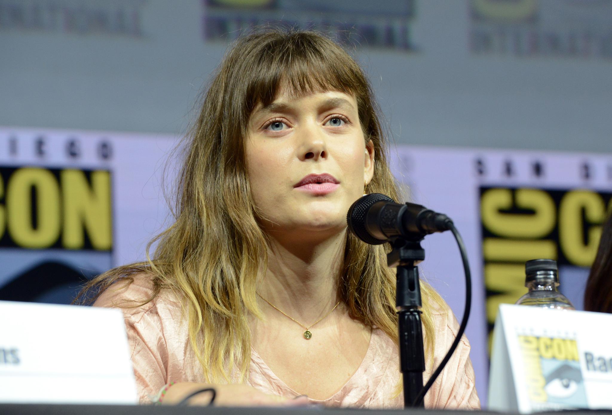 Rachel Keller at an event for Legion (2017)