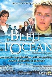 Le bleu de l'océan Poster