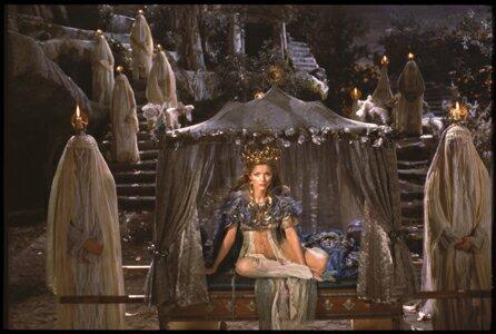 Michelle Pfeiffer stars as Titania