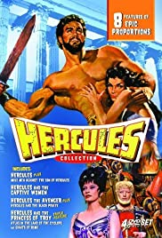 Hercules and the Black Pirates Poster