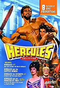 Primary photo for Hercules the Avenger