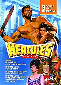 Hercules the Avenger movie download