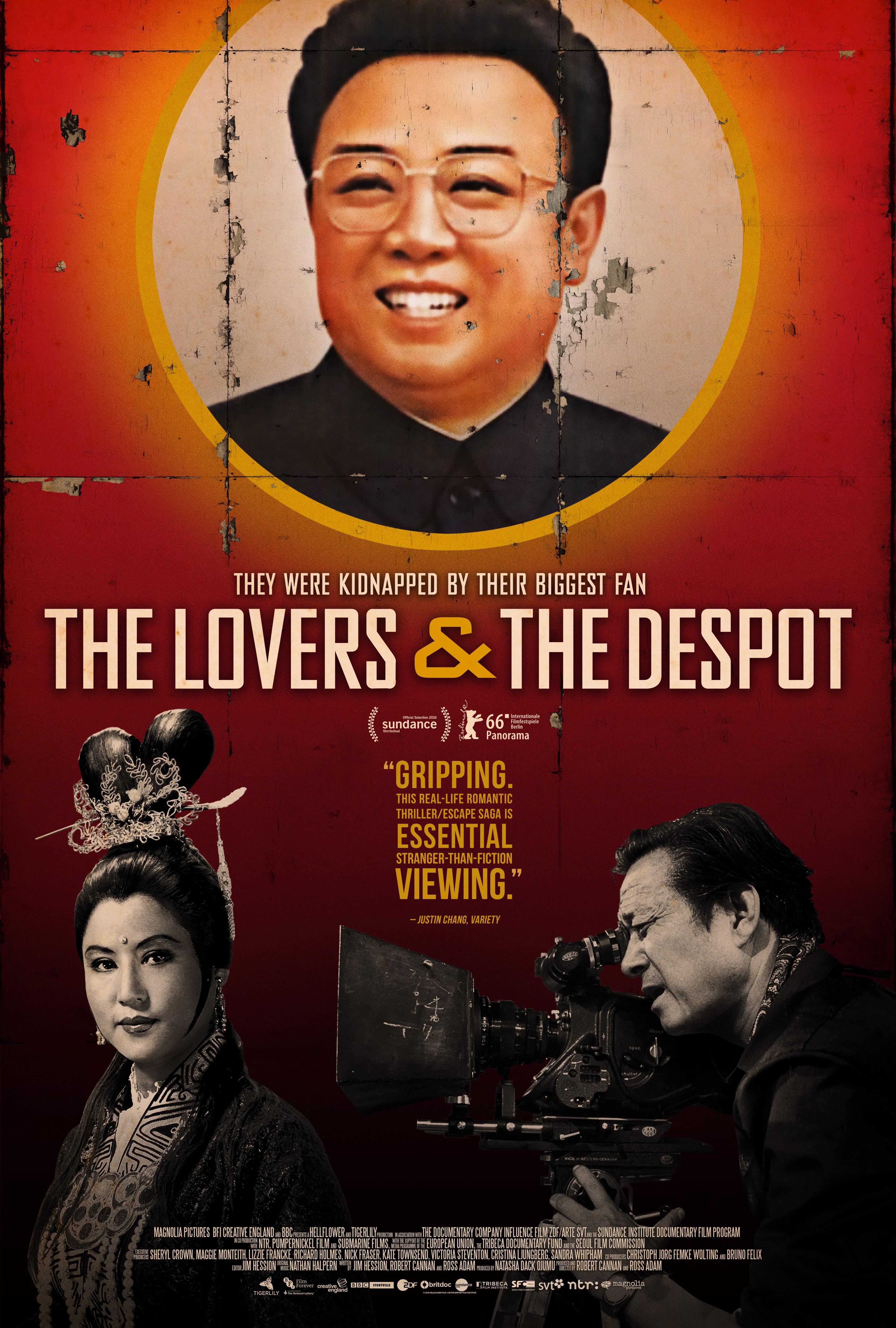 The Lovers & the Despot (2016) - IMDb