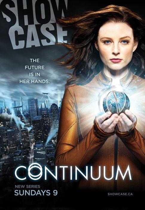 Rachel Nichols in Continuum (2012)