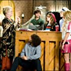 Corbin Bleu, Alyson Reed, Olesya Rulin, Ryne Sanborn, Ashley Tisdale, Chris Warren, and Lucas Grabeel in High School Musical 3: Senior Year (2008)