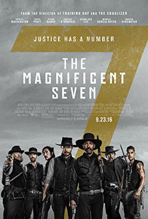 Download The Magnificent Seven (2016) BRRip [1080p 720p 480p] Dual Audio [Hindi – English] [400MB 1GB 3GB]