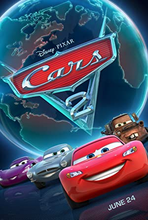 Cars 2 (2011) Full Movie Download In Hindi-English (Dual Audio) Bluray 480p [400MB] | 720p [800MB]