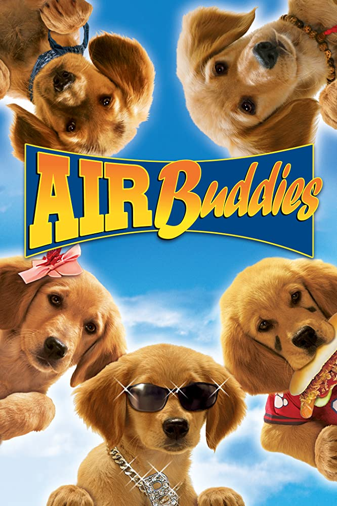 Air Buddies 2006 Hindi Dual Audio 720p BluRay ESubs 900MB