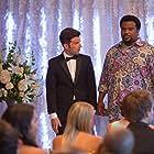Adam Scott and Craig Robinson in Hot Tub Time Machine 2 (2015)