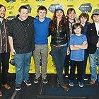 Juliette Lewis, Kat Candler, Jonny Mars, Dylan Cole, Deke Garner, Josh Wiggins, Camron Owens, and Dalton Sutton at an event for Hellion (2013)