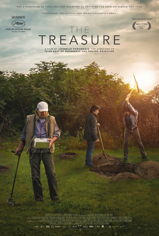The Treasure (2015) DVDrip