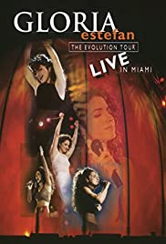 Gloria Estefan: The Evolution Tour Poster