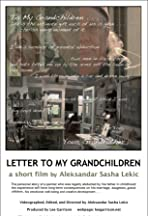 Letter to My Grandchildren