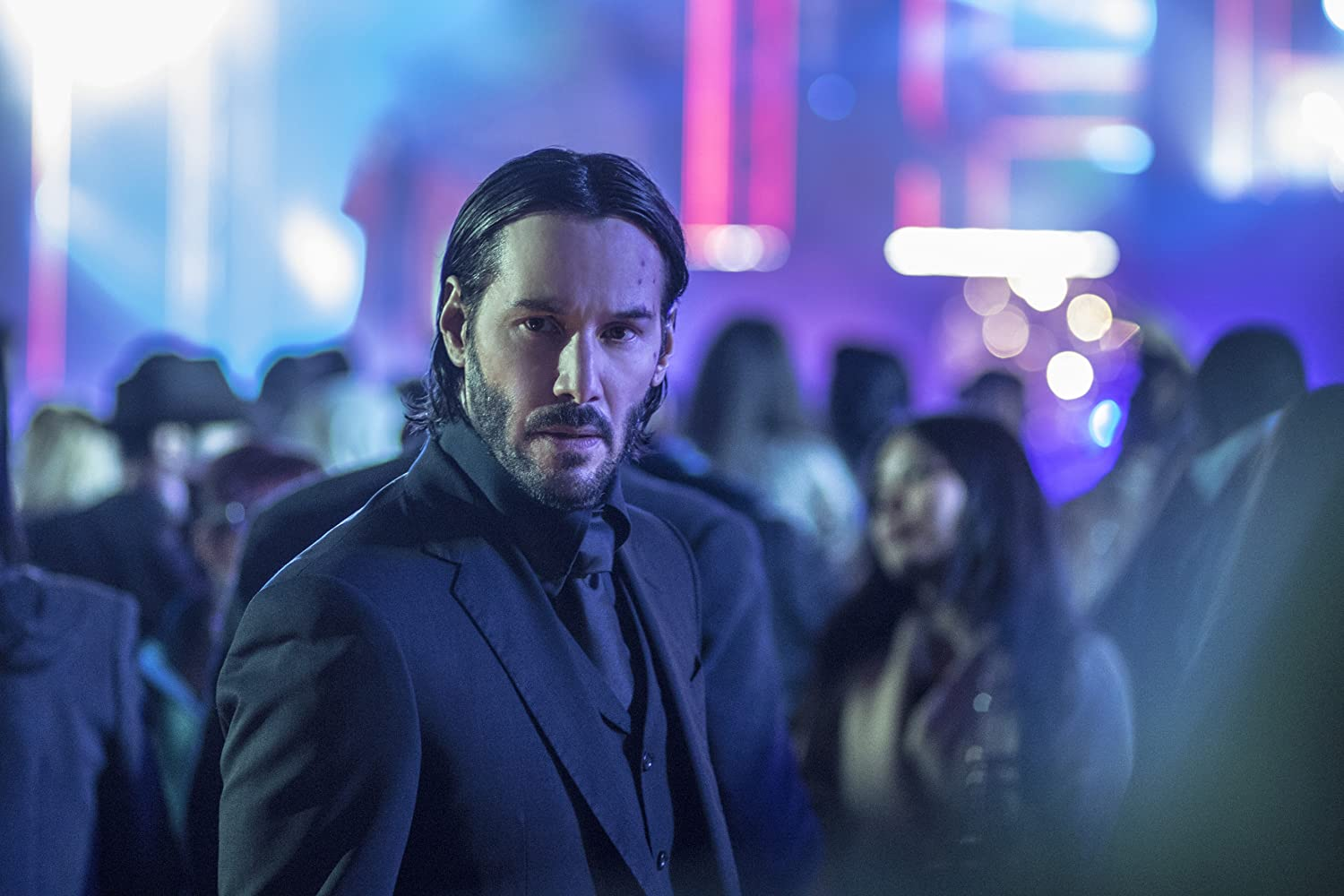 Keanu Reeves in John Wick: Chapter 2 (2017)