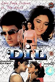 Dil (1990) Full Movie Watch Online HD Free Download thumbnail