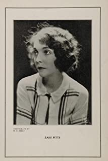 Zasu Pitts Picture