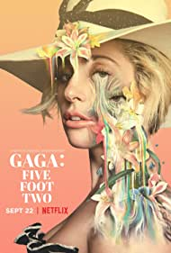 Lady Gaga in Gaga: Five Foot Two (2017)