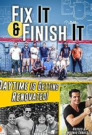 Fix It & Finish It Poster