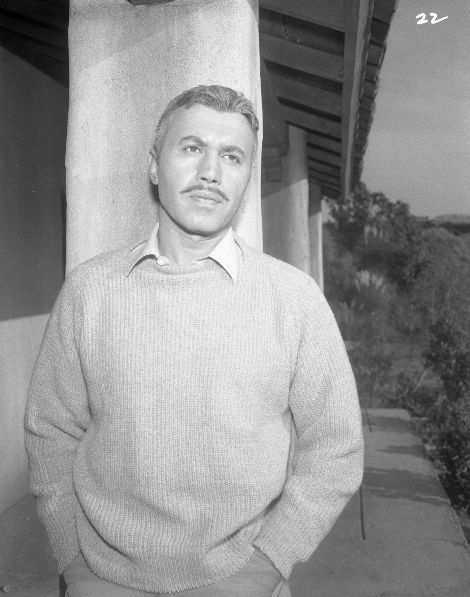 Michael Ansara in The Untouchables (1959)