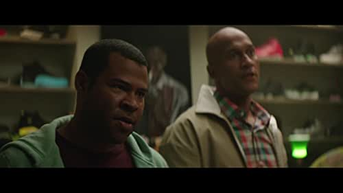 Clarence and Rell are two cousins who live in the city but are far from streetwise. When Rell's beloved kitten, Keanu, is catnapped, the hopelessly straight-laced pair must impersonate ruthless killers in order to infiltrate a street gang and retrieve the purloined feline.