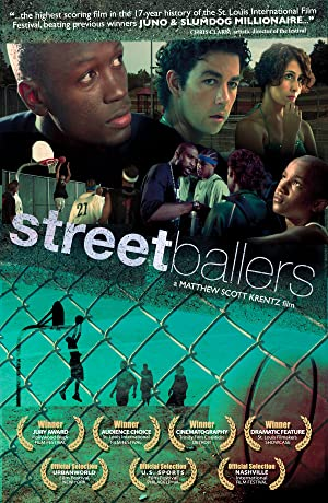 Sport Streetballers Movie