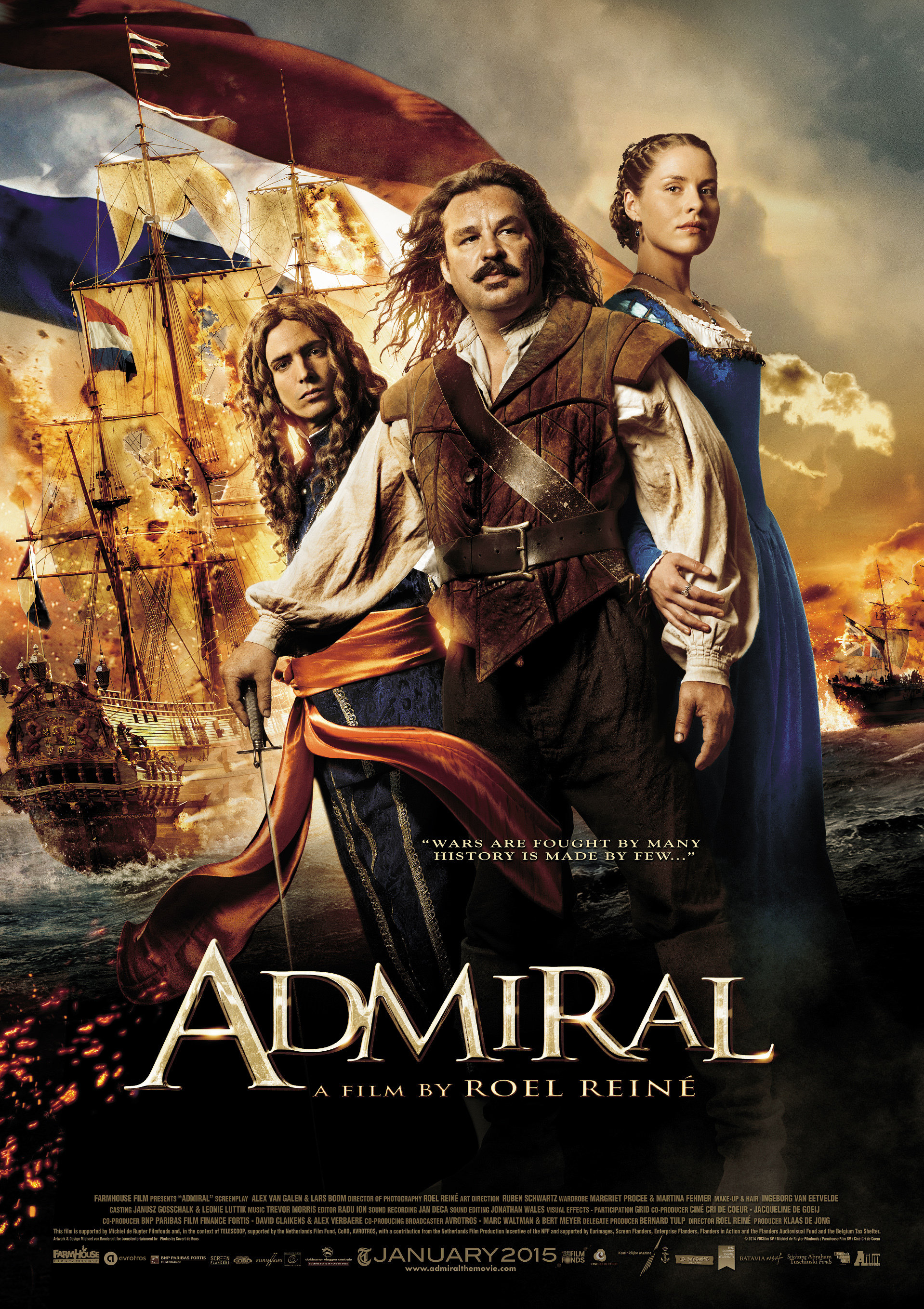 Download The Admiral (2014) Dual Audio {Hindi-Chinese} 480p | 720p
