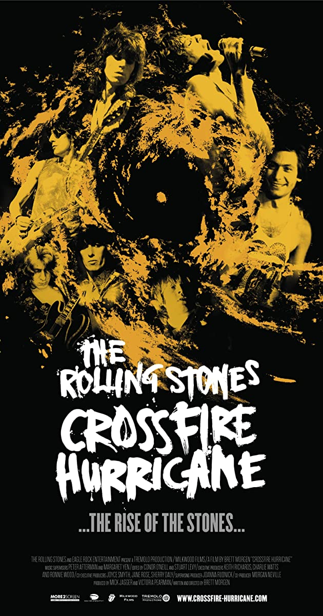 Crossfire Hurricane (2012) - IMDb