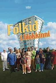 Primary photo for Fólkið í blokkinni