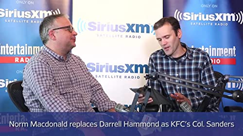 EW News: Norm Macdonald replaces Darrell Hammond as KFC's Col. Sanders