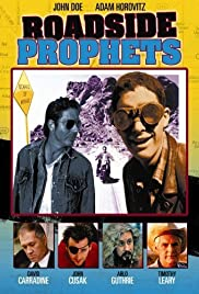 Roadside Prophets (1992) Poster - Movie Forum, Cast, Reviews