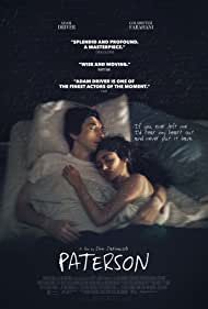 Golshifteh Farahani and Adam Driver in Paterson (2016)