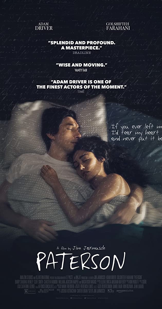 Watch Full HD Movie Paterson (2016)