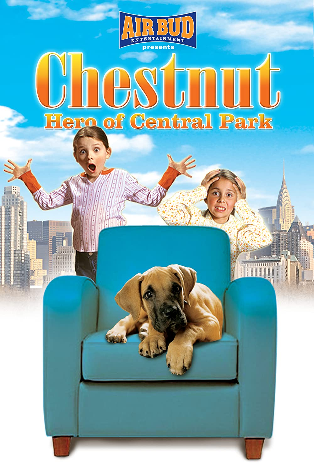 Chestnut: Hero of Central Park 2004 Hindi Dual Audio 720p HDRip ESubs 710MB Download