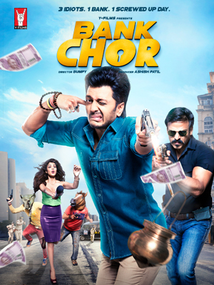Bank Chor 2017 Movie DvdRip 300mb 480p 700mb 720p
