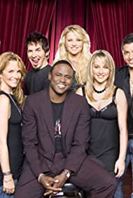 Lea Thompson, Cheech Marin, Lucy Lawless, Alfonso Ribeiro, Hal Sparks, Wayne Brady, Chris Jericho, Jai Rodriguez, and Carly Patterson in Celebrity Duets (2006)