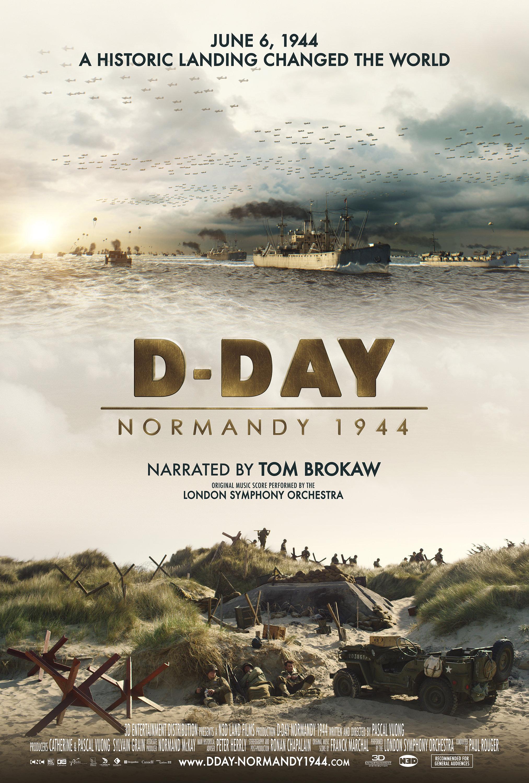 D-Day Normandy 1944 2014 2160p USA UHD Blu-ray HEVC DTS-HD MA 5.1-AdBlue screenshots