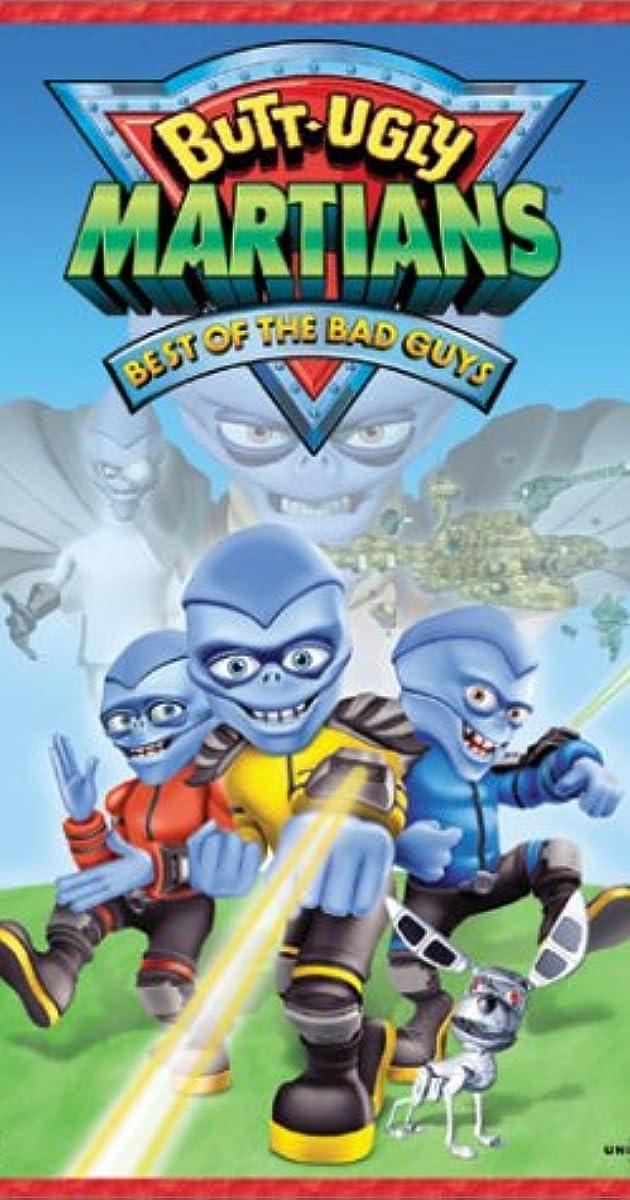 5bfd66e77570 Butt-Ugly Martians (TV Series 2001) - IMDb