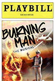 Burning Man the Musical Poster