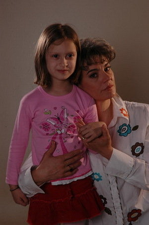 Maia Morgenstern and Andrea Ivett Eröss in Gala (2007)