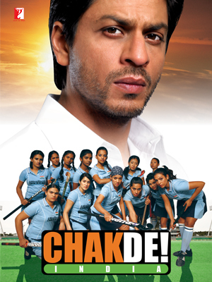 Chak De India (2007) Hindi 720p | 480p BRRip x264 AAC