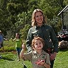 Scarlett Johansson and Maggie Elizabeth Jones in We Bought a Zoo (2011)