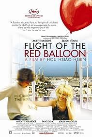 Juliette Binoche and Simon Iteanu in Le voyage du ballon rouge (2007)