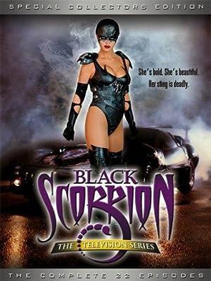 Where to stream Black Scorpion