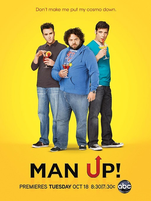 SUVIRYŠKĖTI (1 Sezonas) / MAN UP! Season 1