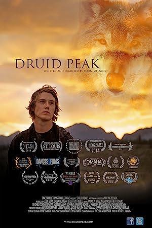 Where to stream Druid Peak