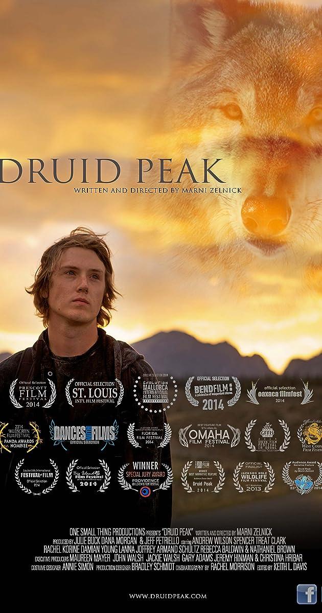 Subtitle of Druid Peak