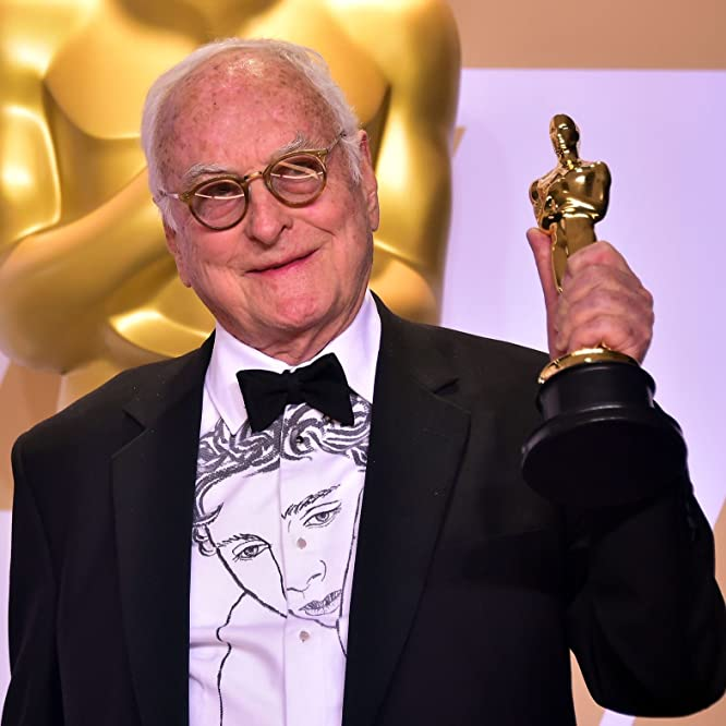 James Ivory at an event for Call Me by Your Name (2017)